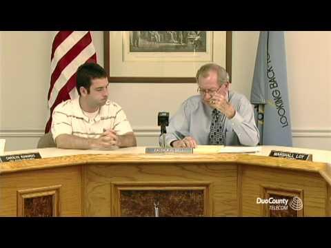 Duo County Telecom interviews Columbia, KY Mayor, Pat Bell
