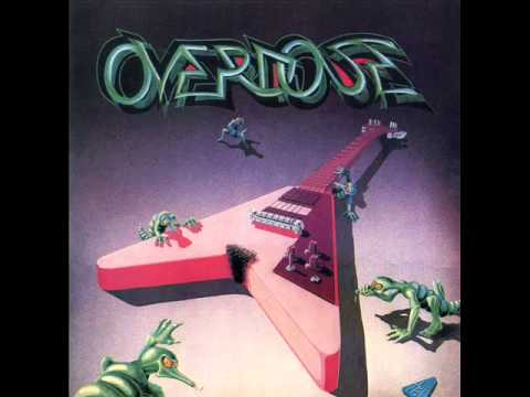Overdose (Ger) - To The Top (1985) - Full Album