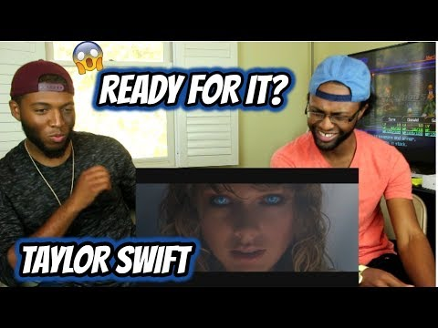 Taylor Swift - …Ready For It? (REACTION)