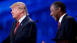 Trump And Ben Carson Think Black Mizzou Protestors Should Shut Up