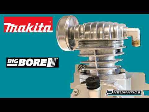 Makita Power Tools: Air Compressors & Nail Guns