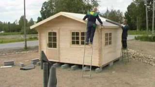 Repeat youtube video Lillevilla 70 Construction.flv