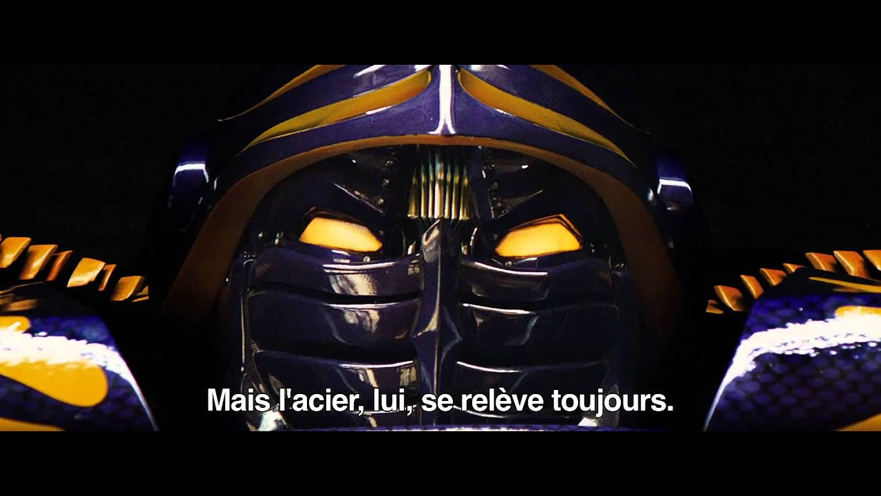 REAL STEEL - (bande annonce) Official Trailer (A) French ...
