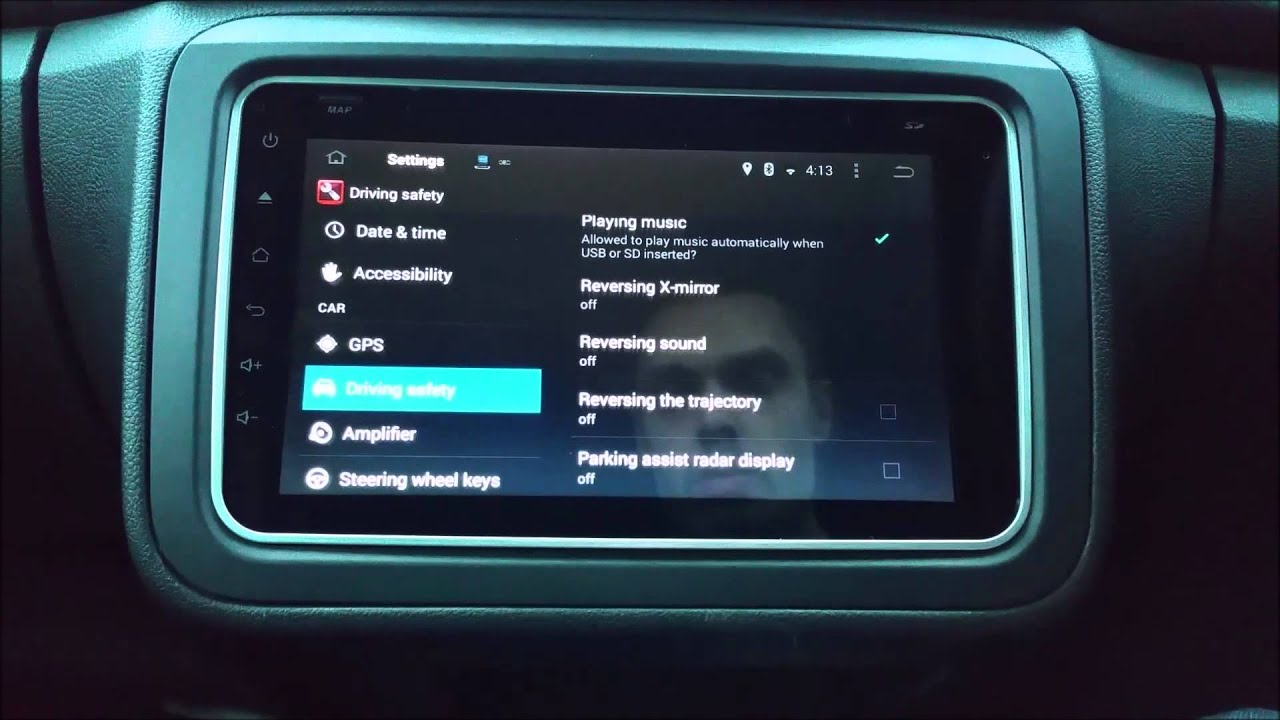 Android 8 head unit