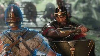 Ryse: Son of Rome TEST / REVIEW | Cryteks Grafikspektakel nun auch für PC