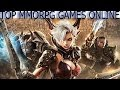 Best Top 5 MMORPG Games in 2013 (PC)