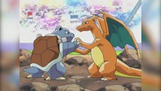 Glurak gegen Turtok | Pokémon: Master Quest