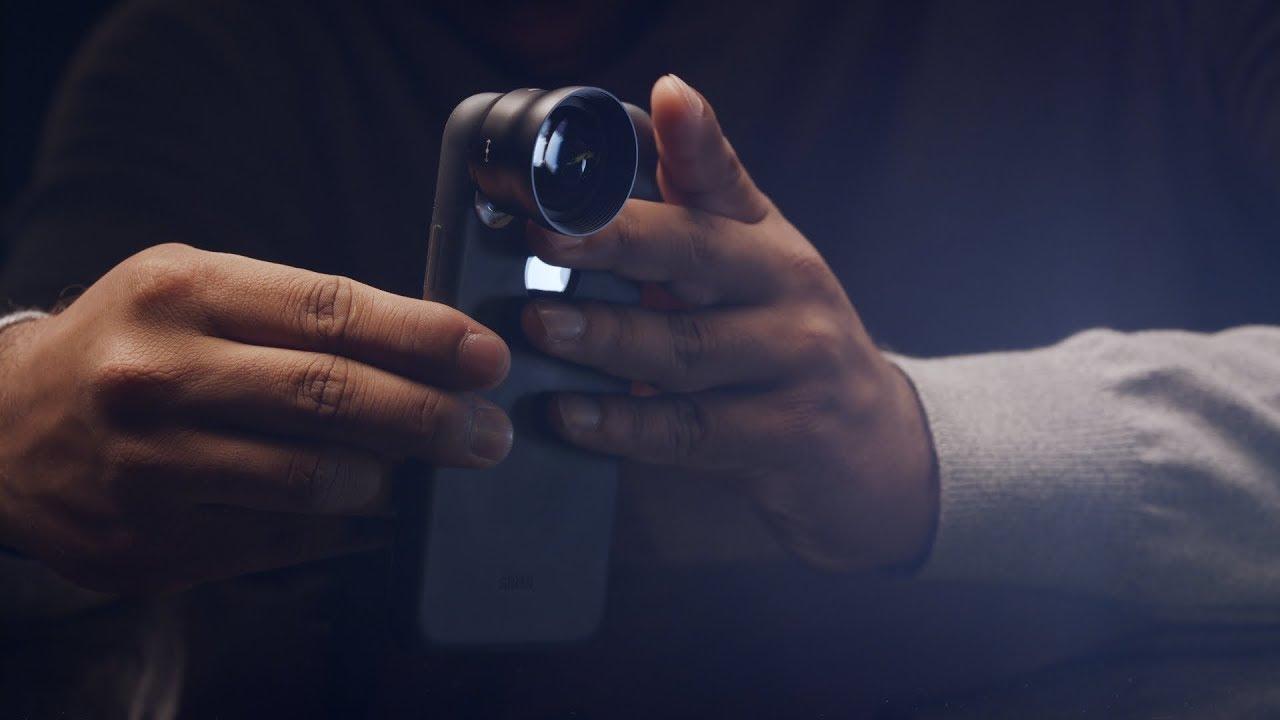 the best attitude 8518c 145c9 Sirui Lens Review - Smartphone Lens - Rah Sharma
