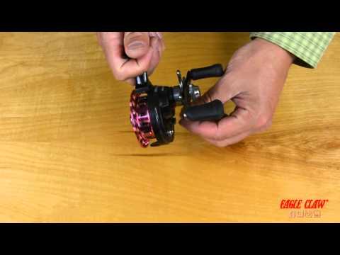 Eagle Claw Premium Inline Reel