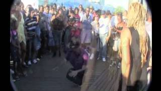 Tiny Love Dancing at ConeyIsland