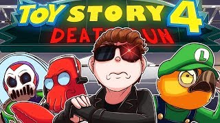 AUDITIONING FOR THE NEW TOY STORY MOVIE! (TOY STORY 4 DEATHRUN)