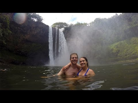 Hiking on Kauai- Waimea Canyon & Wailua Falls