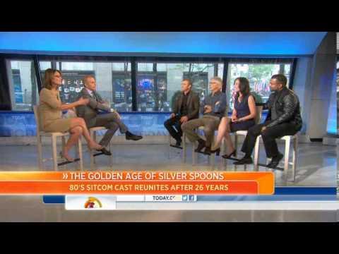 Cast of 'Silver Spoons' reunites