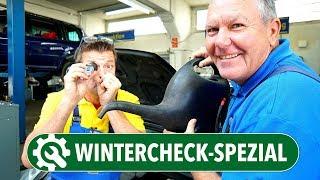 Wie mache ich mein Auto fit für den Winter? Das große Wintercheck - Spezial | Die Autodoktoren
