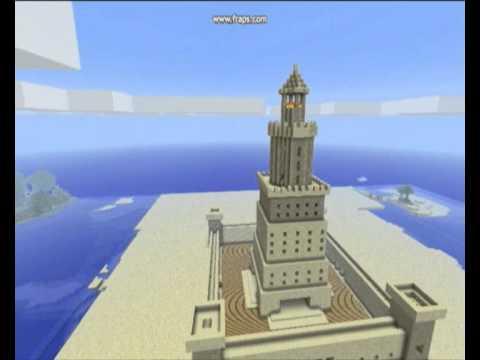 Фаросский маяк видео фото 243-316