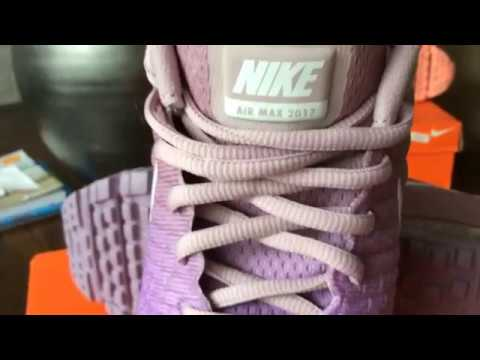 Nike Air Max 2017 2017 (Collection)(Plum FrogIced