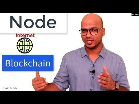Nodes in Blockchain