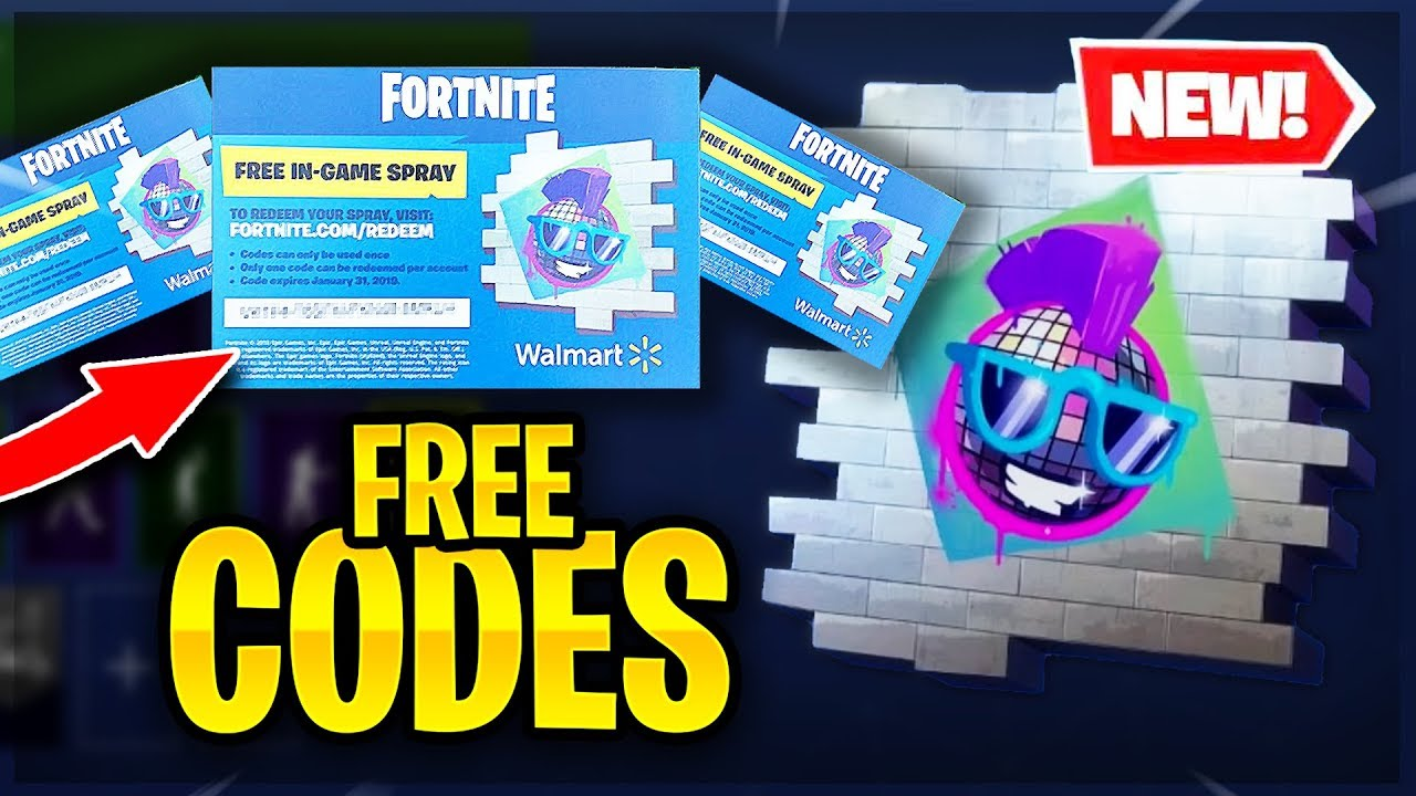 *GIVEAWAY* FREE DISCO BALLER Walmart EMOTE Spray VERY RARE - How To Redeem  Walmart Free Spray!