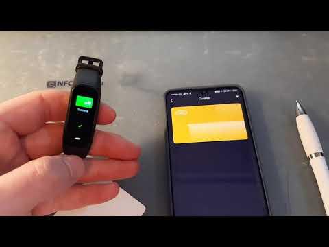 Hey Plus 1S NFC-emuláció Beállítás