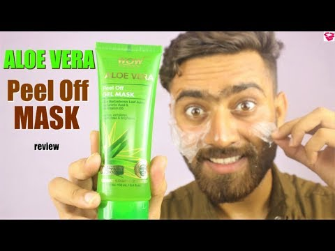 wow-aloe-vera-peel-off-mask-review-|-aloe-vera-mask-for-face-|-qualitymantra