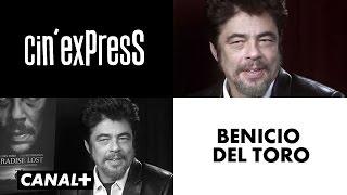 Les Goûts Cinéma de Benicio Del Toro - Interview