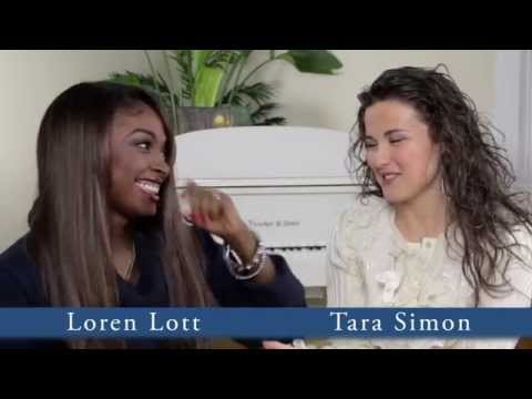 """Life After Idol"" with American Idol finalist Loren Lott and Tara Simon from Tara simon Studios."