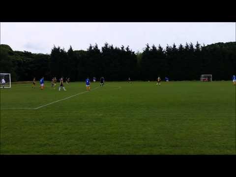 Liam Cash vs Leeds a Puskás/Pele type goal 25/7/15