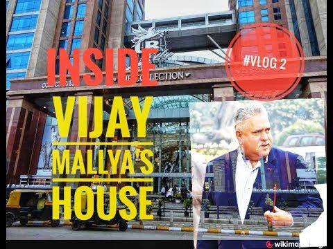 VLOG 2 ||GOING INSIDE MALLYA'S BUILDING || BANGALORE