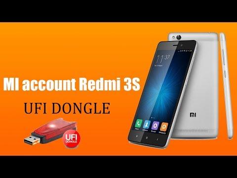Разблокировка Xiaomi redmi s2 Mi аккау