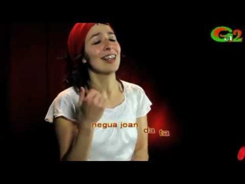 negua joan da ta (Zea Mays-Ainhoa Moiua)
