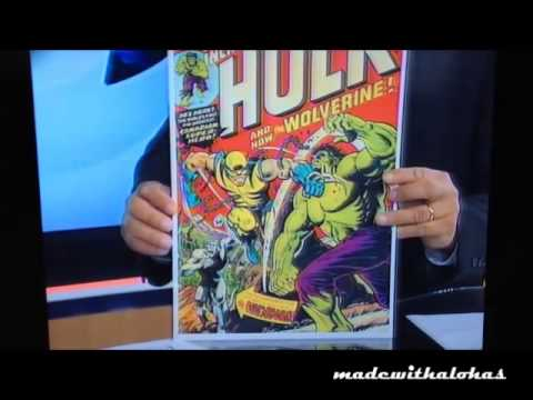 Herb Trimpe Hawaii Interview Feb 21, 2014