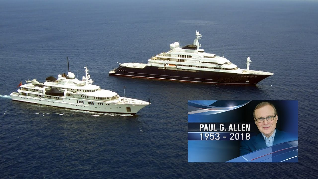 8 Facts About Paul Allen S Octopus Yacht Rip