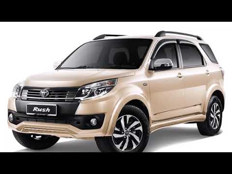 New Toyota Rush Compact SUV,Price,Specifications,fearture detailed.