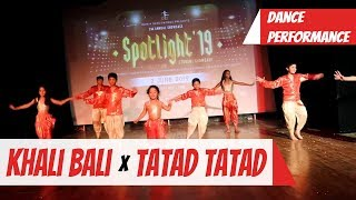 Bollywood Dance Choreography at Spotlight'19 | Oorja Danceworks