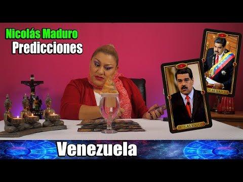 PREDICCIONES NICOLAS MADURO 2019 PRESIDENTE DE VENEZUELA