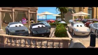 Cars 2: La misión está por comenzar