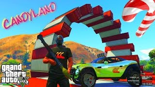 GTA 5 - CCC_010 speaking DUTCH! in CANDYLAND! ( Seines Monthly Outburst with Link GTA V )