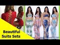 Top 50 beautiful suits, cheap suit sets for ladies S4
