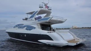 2015 Azimut 64 Flybridge Yacht For Sale at MarineMax Fort Myers