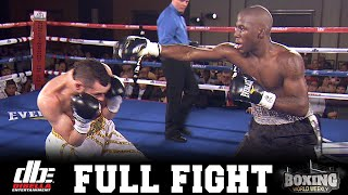 JOSE PEDRAZA vs. TEVIN FARMER | FULL FIGHT |