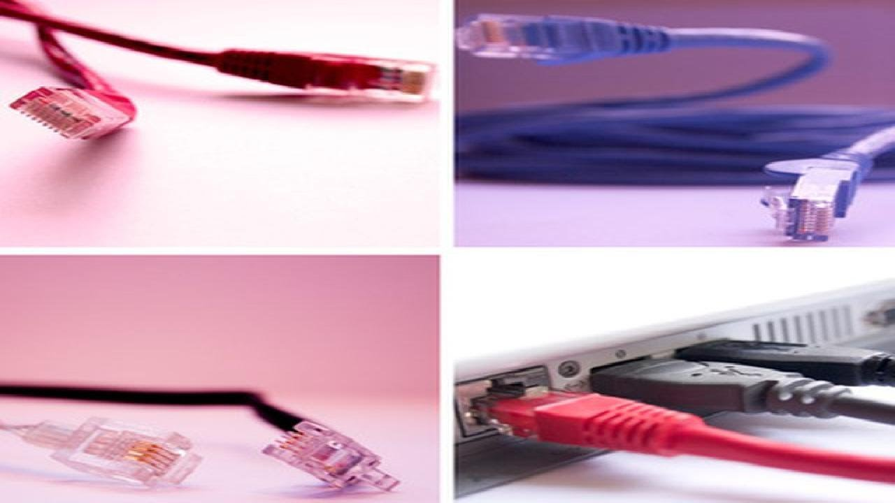 How To Make Rj11 Rj45 Connectors For A Dsl Modem Youtube Wiring Diagram On Additional Views Showing Telephone Pinout