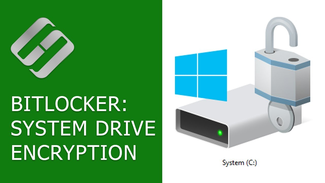 how to encrypt system disk c with bitlocker in windows 10 without tpm enable tpm youtube. Black Bedroom Furniture Sets. Home Design Ideas