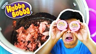 Do Not Boil HUBBA HUBBA BUBBLE GUM!