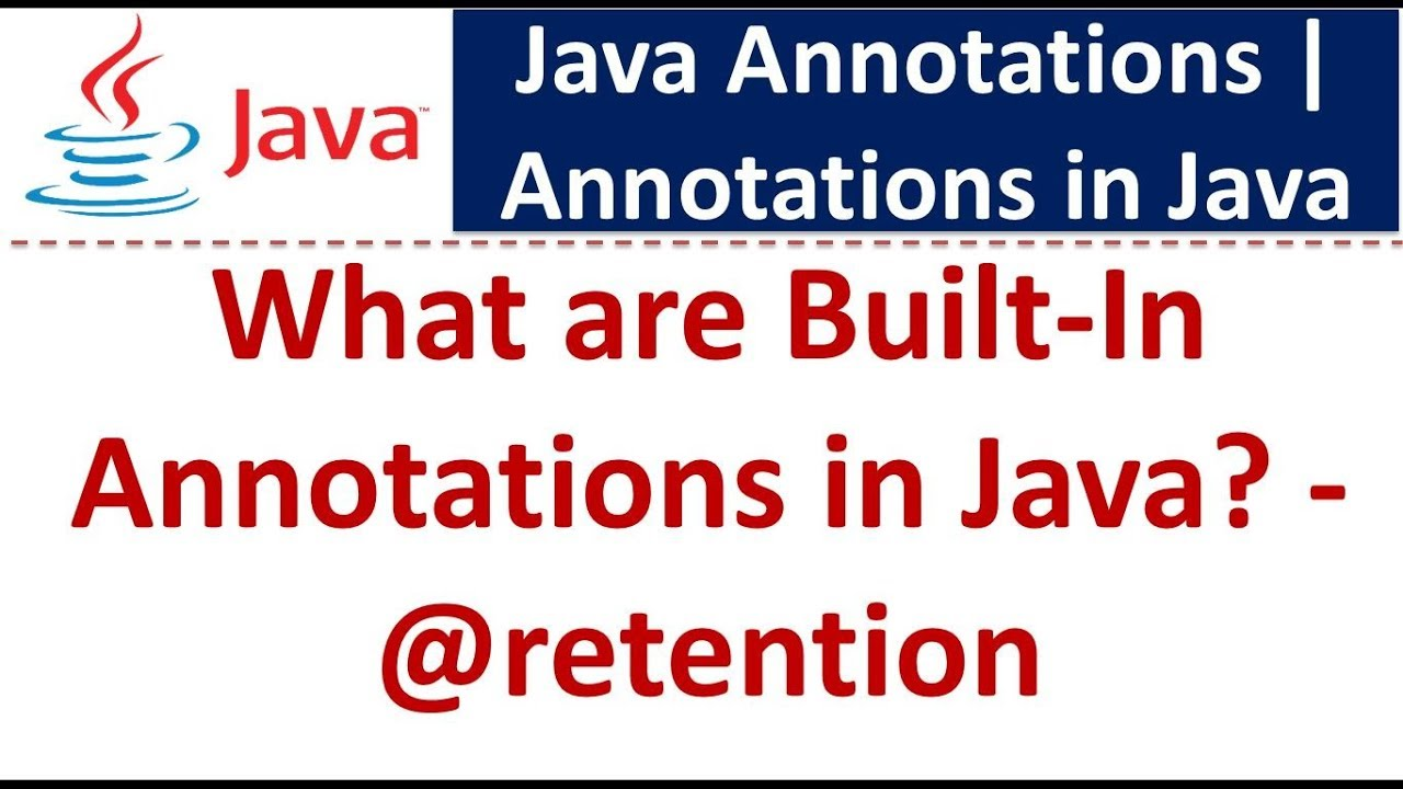 writing custom annotations in java Term papers essays writing custom annotations in java statement samples best resume writing services 2014.