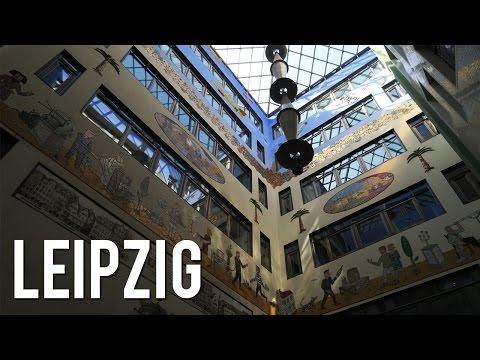 Vlog en Alemania: ¡Visitando Leipzig!