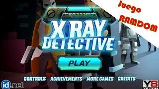 X- Ray Detective / Juego ramdom