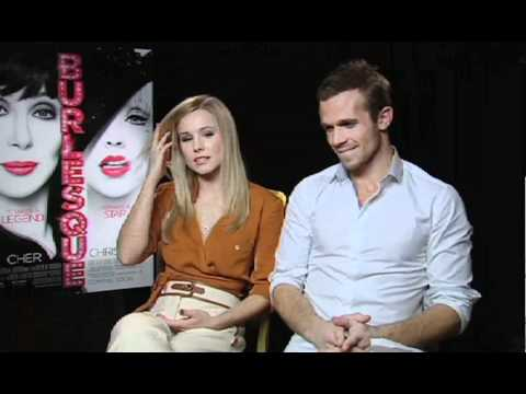 Charlie Does Cam Gigandet and Kristen Bell