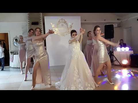 Танец подружек невесты MARUV- Siren Song
