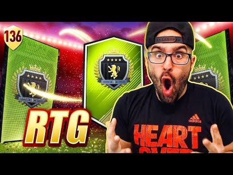 YES!!! WE GOT GULLIT! & MY ELITE REWARDS! FIFA 18 Ultimate Team Road #136 RTG