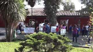 Ocupación Pacífica de la Municipalidad de Conchalí.